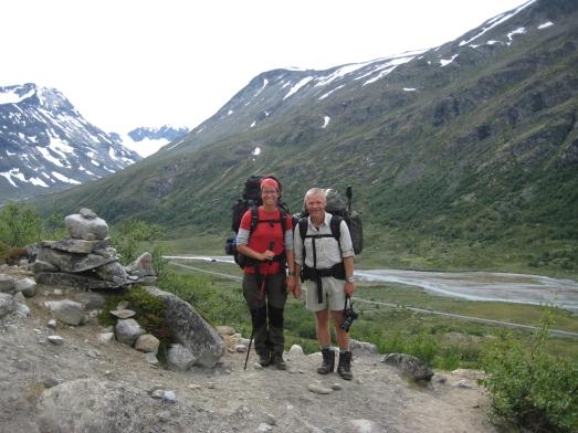 Pia och Hans Johansson