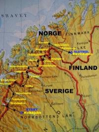 Nordkalottledens sträckning_webben_liten