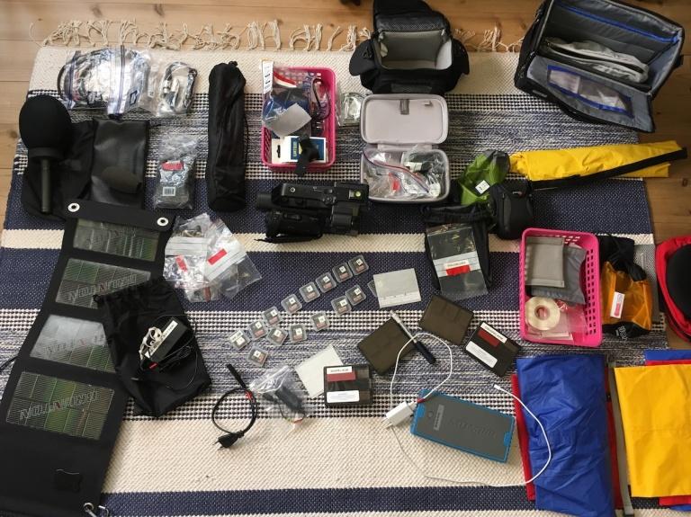 Osorterad utrustning_ liten