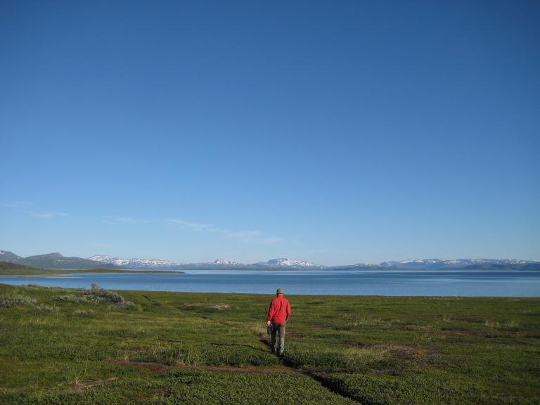 2010.Sjön Virihaure i Staloluokta samevisteJPG